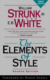 The Elements of Style (Strunk and White)